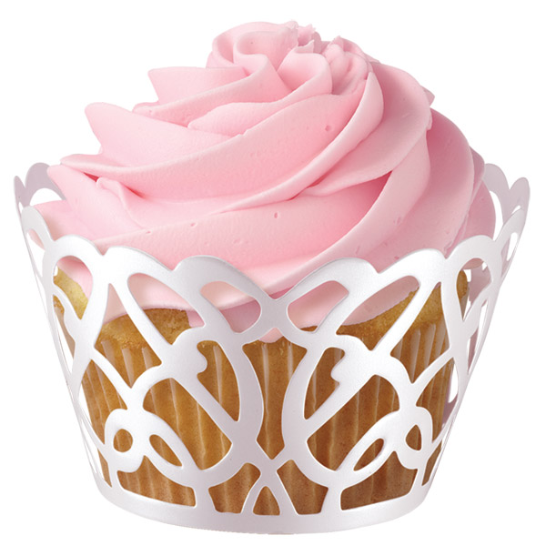 Wilton Swirls Cupcake Wrap Asst. Colors